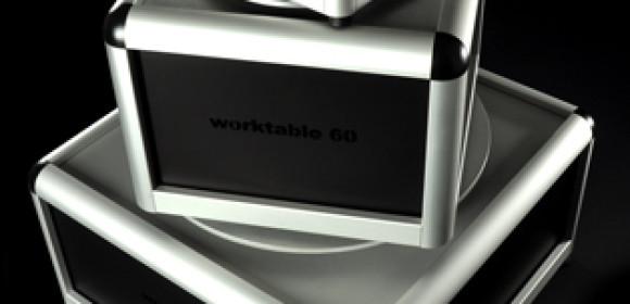 Hier dreht sich alles um Komfort und Präzision: Unser Worktable Drehteller Programm.