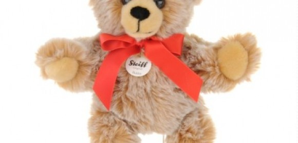 Steiff Teddy – braun