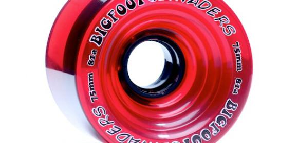Longboard-Rolle