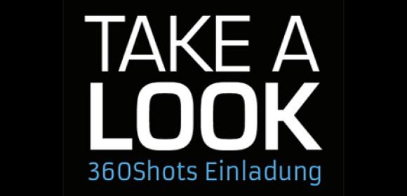 Take A Look – Einblicke in den Alltag der 360°-Fotografie