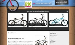 Referenzshop BMX House 360 Shots Fotografie