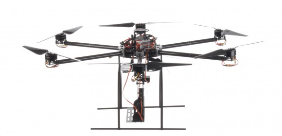 Smartdrone Test