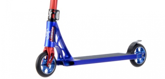 Custom Stunt-Scooter