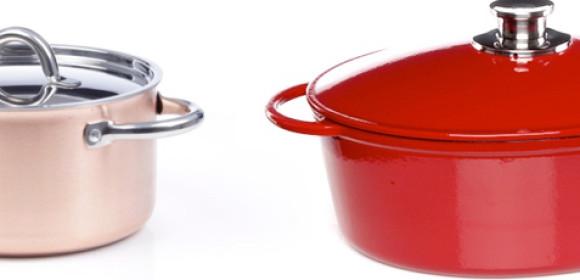 Schulte-Ufer ist ein auf hochwertiges Kochgeschirr spezialisiertes Unternehmen.