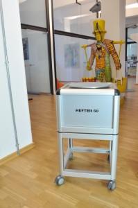 automatischer HEFTER 60 Fotodrehteller