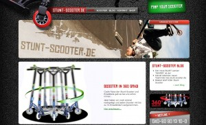 Online Shop Stunt-Scooter.de nutzt 360Shots Fotos
